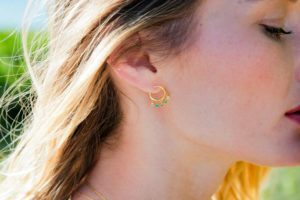 boucle d'oreille be maad strasbourg